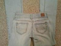 American Eagle jeans. Size 0. $10 Call/text  Thanks!