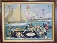 Our monthly Antiques & Estate Auctions are held in the