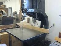 "For Sale is an American Industrial 36"" Woodworking"