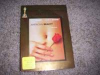 American Beauty DVD-works fine  no texts please