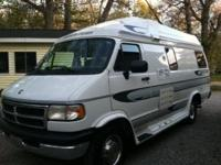 1996 American Cruiser Motor Home:  This unit is