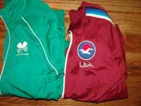 1 Hollister track jacket size medium 1 American Eagle