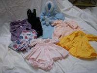 Bitty Baby clothes Seven (7) adorable outfits for
