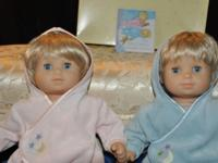 Original Bitty Baby Twins, 2002 Retired American Girl