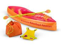 This Kayak & Gear was made by the American Girl Company