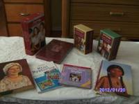 I have a small collection of American Girl Books for