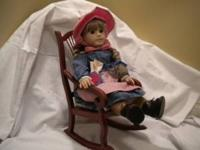 Little girls LOVE American Girl Dolls! This retired