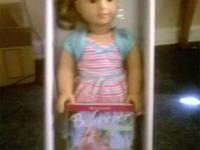 I have an American Girl Doll (Maryellen Larkin) she has