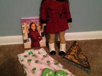 This American Girl Doll is named Rebecca and they