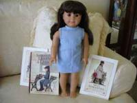 This is the American Girl Pleasant company Samantha