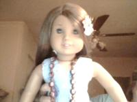 i have 3 american gir dolls kanani. they are wearing