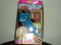 American Indian Barbie in original box. never out of