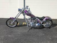 2003American Ironhorse Texas Chopper, 6800 miles,