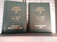 ** AMERICAN JURISPRUDENCE LEGAL LEGAL BOOK 2 D STATE