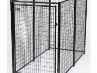 Akc pro-breeder modular kennels have pre-assembled