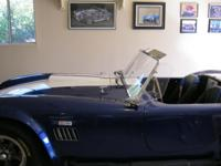 Have a look at this stunning 1967 Shelby Cobra Roadster