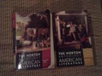 Norton Anthology Of American Lit (Set-Vols A & B)