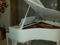 American Music World Baby Grand Piano - 2003 Piano Disc