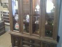 American Of Martinsville China Cabinet
