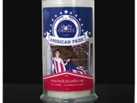 Type: DecorType: CandlesAmerican PrideThe first of our