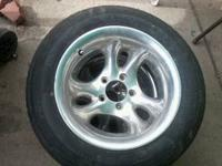 I have a set of 4 AMERICAN RACING VENTURA AR136 wheels