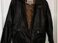 NEW without tags - American Rag Cie Faux Leather Jacket