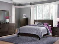 -King Panel Bed with 2 drawer storage -Box Springs