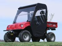 American Sportworks Chuck Wagon Full Cab Enclosure fits