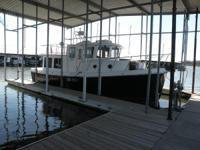 Seahorseis a 2003 American Tug 34 that has been cared