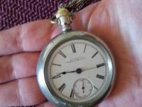 American Waltham Watch Company - Pocket Watch -