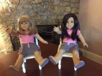 For Sale 4 AG Dolls - $65 for each doll Doll #1 Long