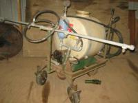 I picked up this garden/orchard sprayer years ago as an