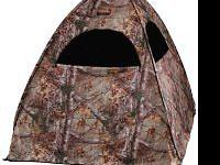 Perfect blind for any hunting trip. When packed, this