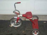 Early 70's AMF youth tricycle in very good original