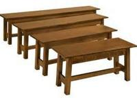 BENCHES, BENCHES, and BENCHES SALE  Central Wisconsin's