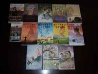 I Have 13 Amish Books by Beverly Lewis & Wanda