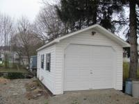 For sale - $5,700.00- My Amish Woodworks garage, with