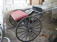 I have a 2 wheeled Cob size(will fit Haflinger) for