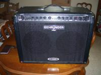 BEHRINGER 210 AMP  $100.00   show contact info