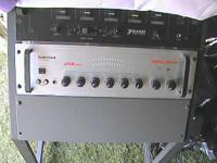 MPA-250 PA Stereo Amp. Actually made by Pyle Pro Audio