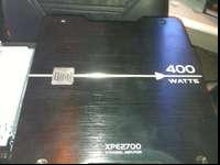 400 watt dual amp in great shape and works really well.
