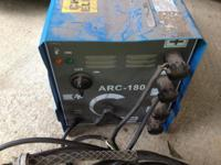 Arc-180 Chicago Electric Welding Systems 230v In good