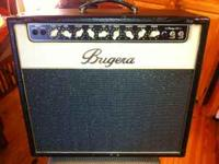 "Bugera 55 watt all tube amplifier 1-12"" speaker NEW"