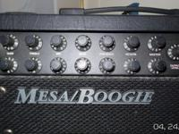 small measa boogie stack plays very well just do not