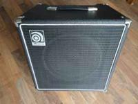 Ampeg BA-112 Bass Amplifier for sale. This amp has been