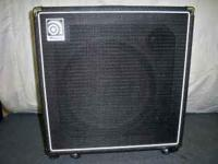 AMPEG BASS AMP MODEL BA-115HP FOR SALE, IN GOOD SHAPE