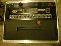 AMPEG SVT 4 PRO IN SKB RACK WITH FURMAN POWER