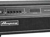 I have an ampeg svt 450 classic style bass head for