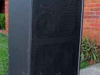 Very nice Ampeg 8x10 cabinet. Cab has speakon and 1/4""