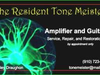 Amplifier repair and solution for the majority of amps.